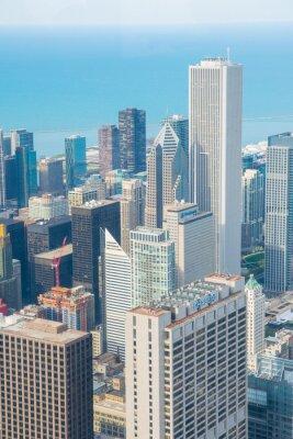 Papiers peints Horizon de Chicago