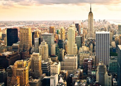 Papiers peints Horizon de New York