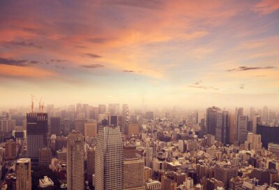 Papiers peints Horizon de Tokyo