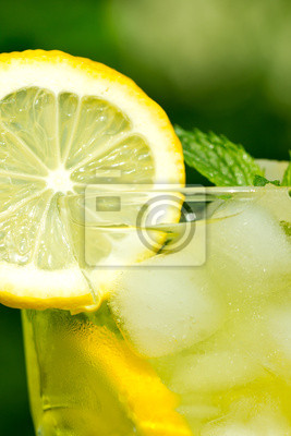 Ice froid limonade