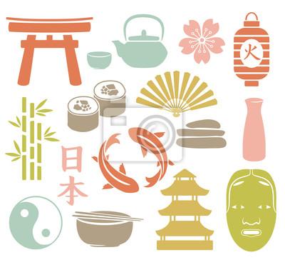 icônes asiatiques