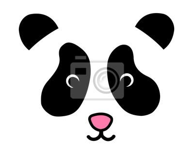 Papiers Peints Illustration De Doodle Panda Mignon Vector Illustration Dessin