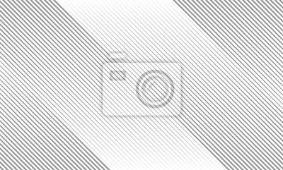 Papiers peints Illustration vectorielle du motif gris des lignes abstraites. EPS10.