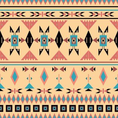 Papiers peints Indiens, seamless, modèle, vecteur, Illustration