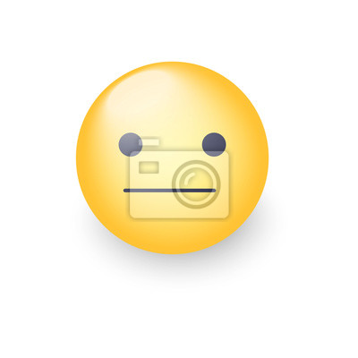papiers peints indiffrent icne de dessin anim emoji emoticon sans expression lhumeur - Dessin Emoji