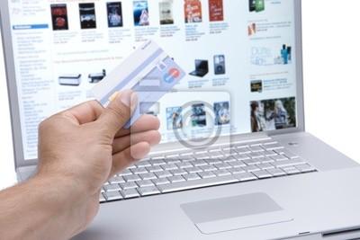 Internet Einkauf