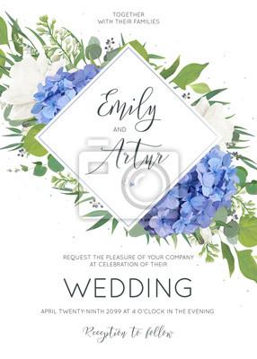 Papiers Peints Invitation Florale De Mariage Conception De Carte Dinvitation