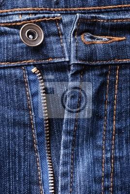 jeans cerniera