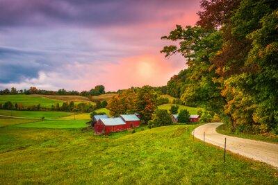Papiers peints Jenne Farm in Vermont, USA
