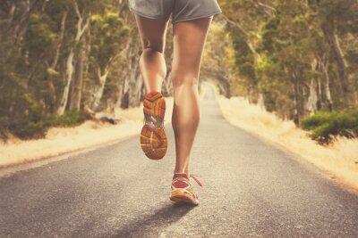 Papiers peints Jogging