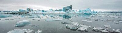 Papiers peints Jokulsarlon, lagune des glaciers, Islande