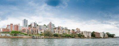 Papiers peints Kirribilli vue panoramique, Sydney
