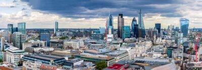 Papiers peints La City de Londres Panorama