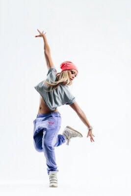 Papiers peints la danseuse