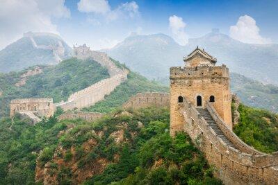 Papiers peints La grande muraille de Chine