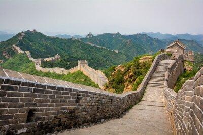 Papiers peints La Grande Muraille, Pékin, Chine