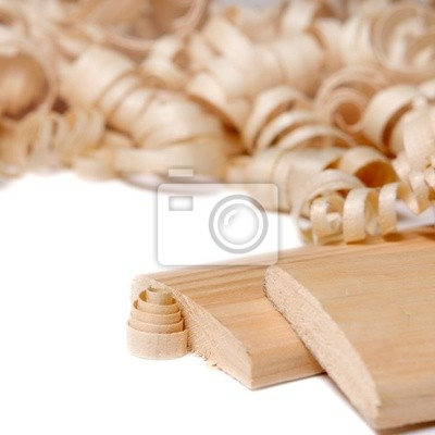 La sciure et les planches