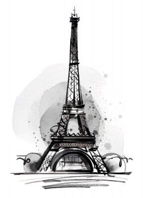 Papiers peints La Tour Eiffel