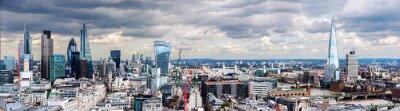 Papiers peints La ville de Londres Panorama