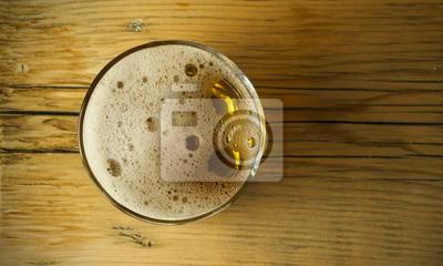 le baril de bière