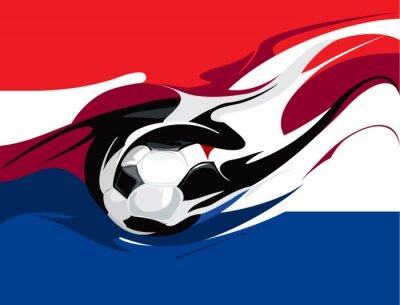 Papiers peints Le football hollandais