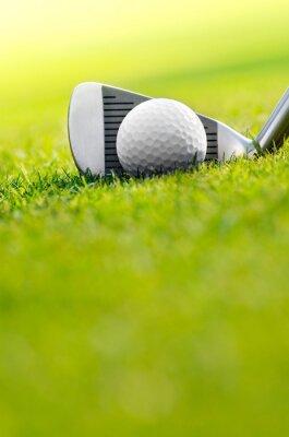 Papiers peints Le golf Let