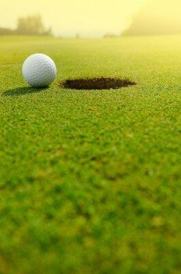 Papiers peints Le golf Soit