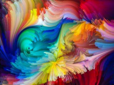 Papiers peints Le Living Color