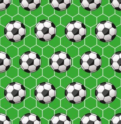 Papiers peints le modèle du football transparente
