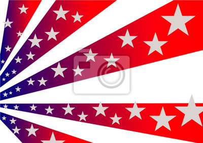 Papiers Peints Le Symbolisme Du Drapeau Américain étoiles Et Rayures