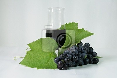 Les raisins de cuve