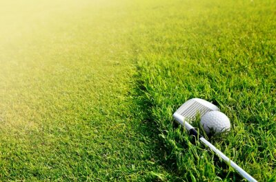 Papiers peints Let Golf