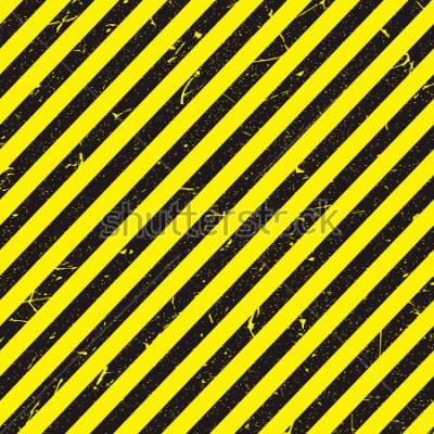 Papiers peints ligne couleur jaune et noire avec texture.