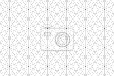 Ligne Geometrique Motif Diamant Forme Fond Abstrait Vecteur Noir