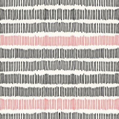 Papiers peints Lignes abstraites Seamless pattern