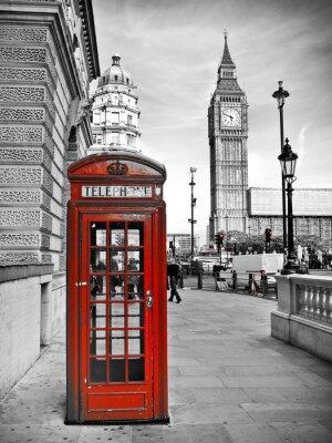 Papiers peints London impression