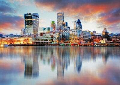 Papiers peints London skyline