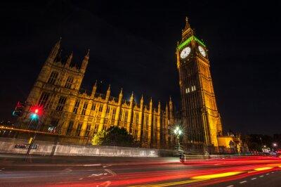 Papiers peints Londres Big Ben la nuit