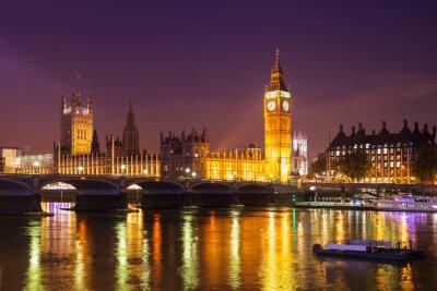Papiers peints Londres la nuit