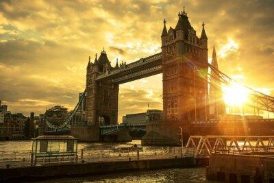 Papiers peints Londres Tower Bridge