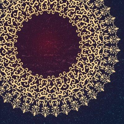 Papiers peints Lumineux, ornement, grunge, fond