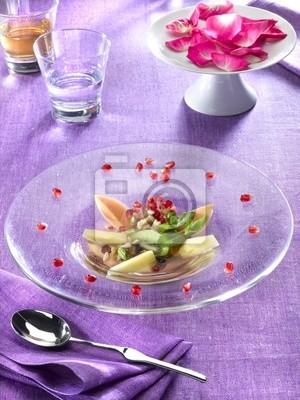 Papiers peints macédoine de fruits secs et Frais