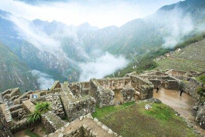 Papiers peints Machu Picchu, classé au patrimoine mondial de l'UNESCO