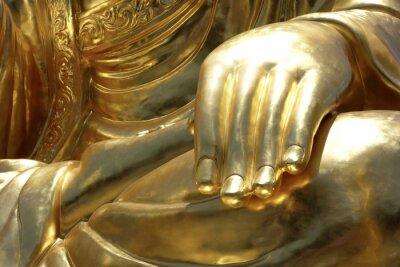 Papiers peints Main de Bouddha