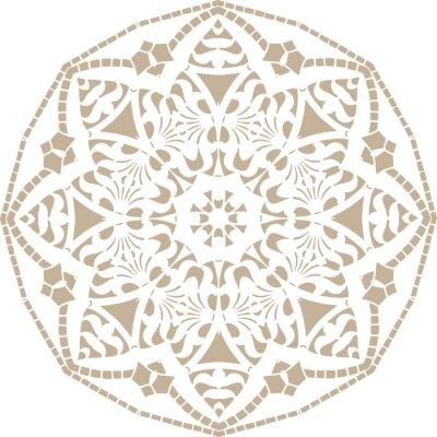 Papiers peints Mandala, ethnique, Indien, Illustration, conception