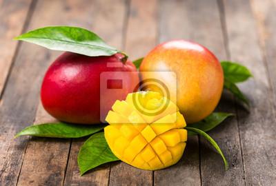 Mangue fraîche