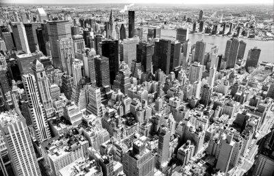 Papiers peints Manhattan, New York City. Etats-Unis.