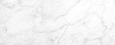 Papiers peints Marble granite white panorama background wall surface black pattern graphic abstract light elegant black for do floor ceramic counter texture stone slab smooth tile gray silver natural.