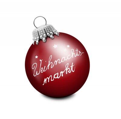 Marché Boule de Noël