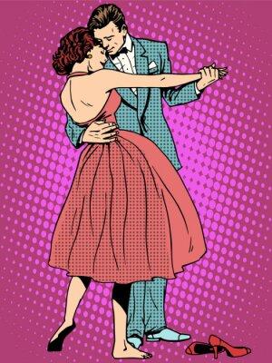 Papiers peints Mariage, danse, Amants, homme, femme